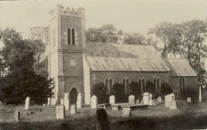 Carham Church