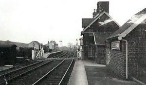 Carham Station