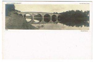 Coldstream Bridge 28th August 1956