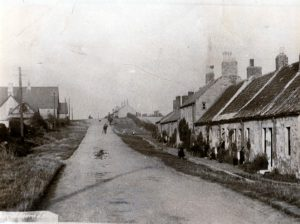 Donaldsons Lodge Named after Dr Donaldson. Who was a ships Surgeon. He lived in the house on the right hand side of the village now.
