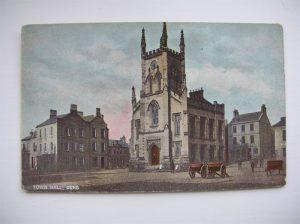 Duns, Town Hall