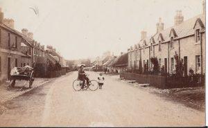 Leitholm Village