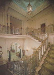 Manderson silver staircase