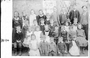Norham School 1894