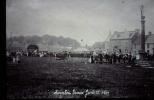 Swinton Games 1909