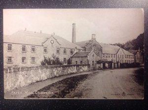 Paper mill Chirnside