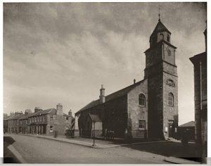 Parish Church about 1905