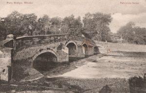 Path Bridge Wooler