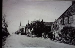 Swinton village
