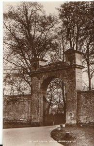 The Lion Lodge - Wedderburn Castle