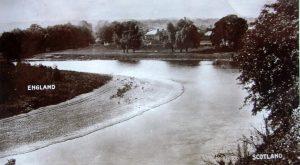 Tweed at Coldstream (The Jingler Fishery)