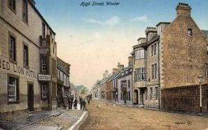 Wooler High St
