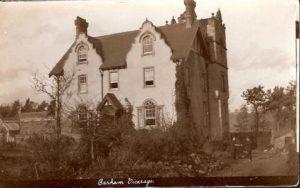 Carham Vicarage