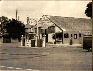 Station Garage Cornhill