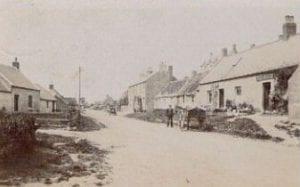 Wark Village Cornhill
