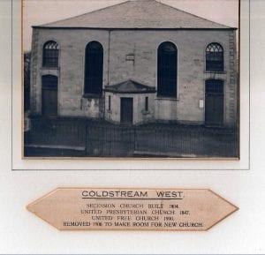 St Cuthberts Church pre 1900.