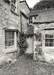 Front Door of Lees Stables