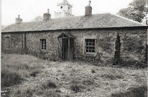 The Lees Stables before the were renovated now they are a desirable house's