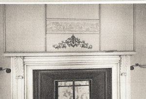 Inside Lees House early 1960s