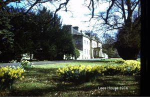 Lees house 1974