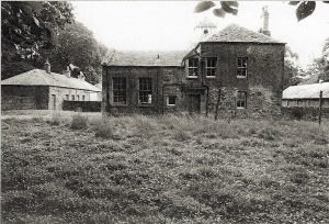 Another view of the Lees stables
