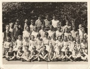 Tillmouth School about 1956