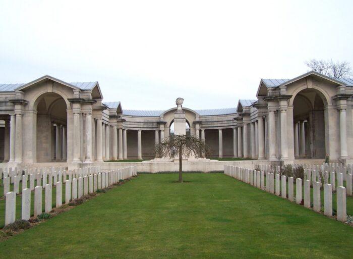 Arras Memorial, Arras, France
